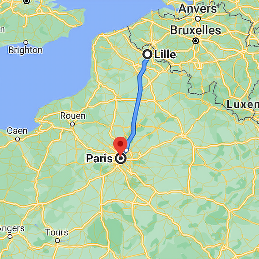 BeerCovoit vers Paris