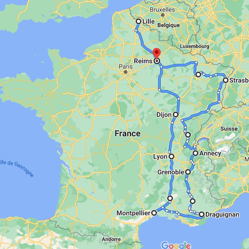 BeerCovoit Est-France