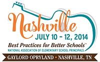 NAESP Best Practices for Better Schools Annual Conferene 2014
