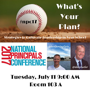 What's Your Plan? Strategies to Cultivate Leadership in Your School Presentation