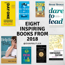 Eight Inspiring Books from 2018