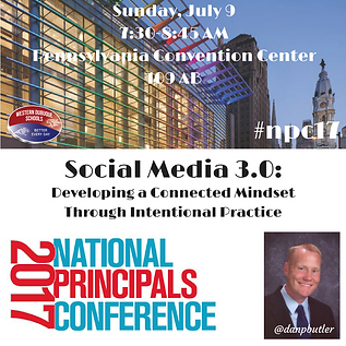 Social Media 3.0: Developing a Connected Mindset Through Intentional Practice Presentation