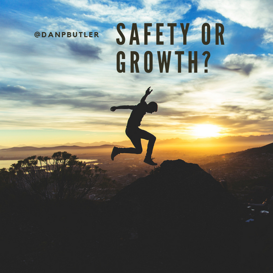 Safety or Growth?