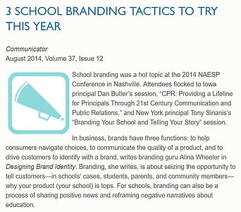 3 School Branding Tactics to Try This Year