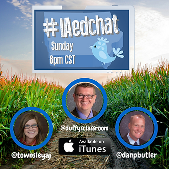 #IAedchat Podcast