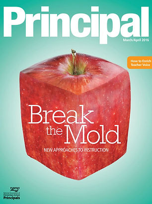 Principal Magazine: March/April 2016