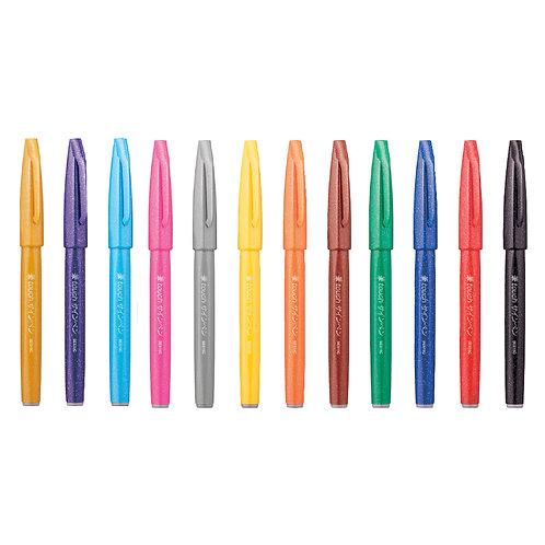 Brush Pen Pentel Sign Pen Touch