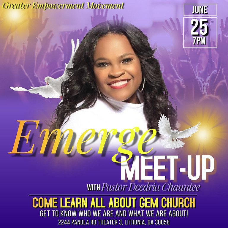 Emerge Meet-Up