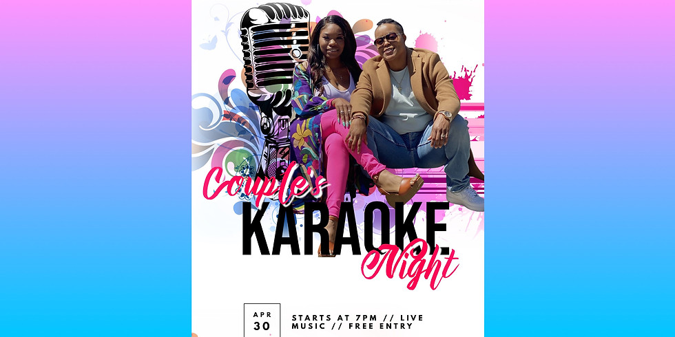Couple's Karaoke Night
