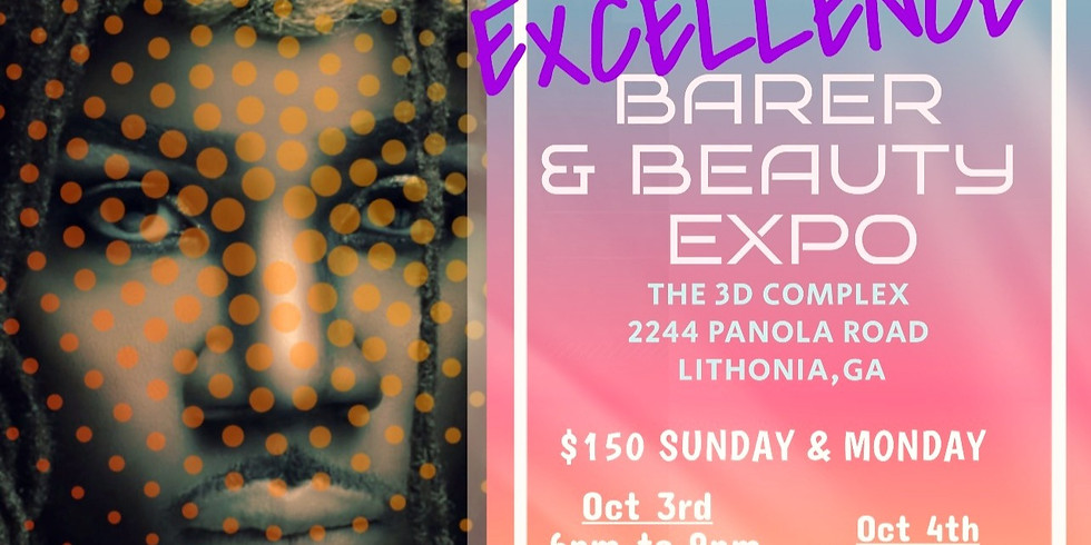 CEI Excellence Barber & Beauty Expo