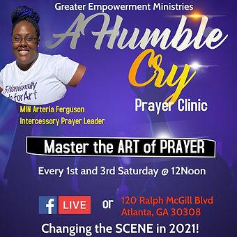 Prayer Clinic Image