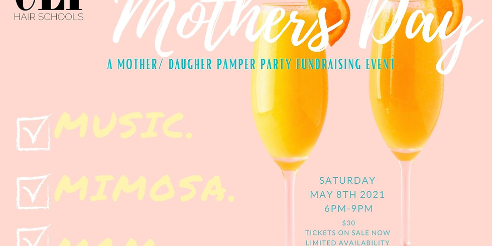 CEI Educational Foundation hosts A Mother's Day Pamper Party