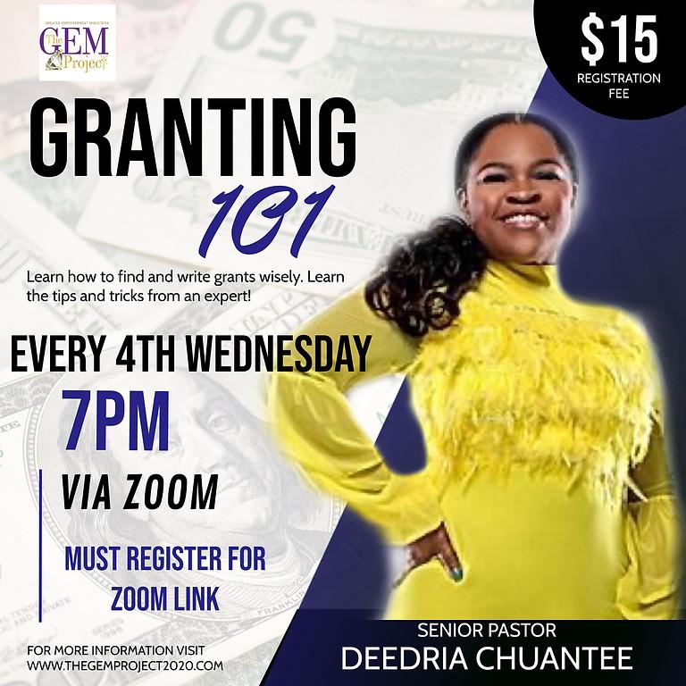 Granting 101