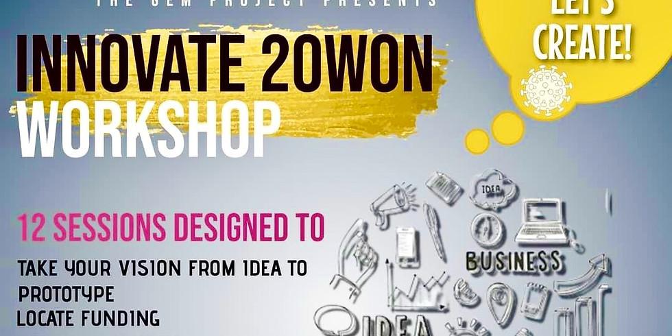 Innovate 20Won Workshop