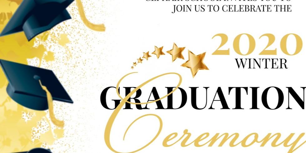 2020 Winter Graduation