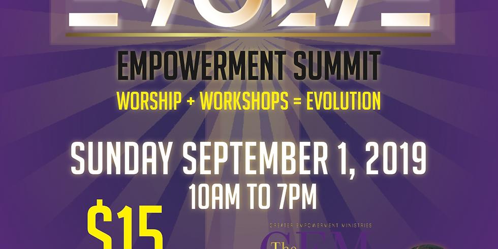 Evolve Empowerment Summit