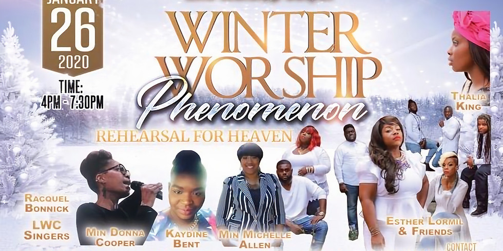 Winter Worship Phenomenon