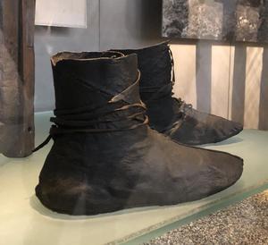 Functional Viking Shoes