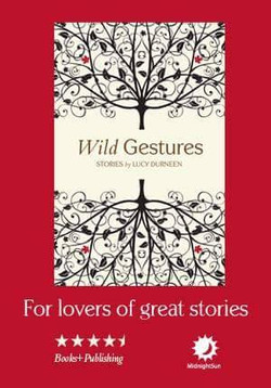 So tonight is the main launch for Wild Gestures, in Adelaide