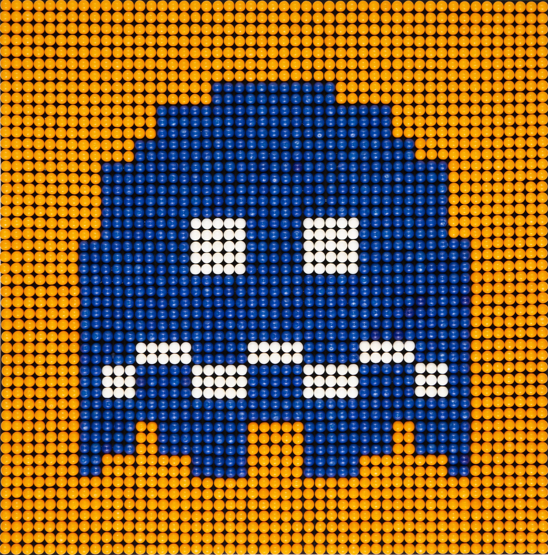 Bubble Gums Cobalt Ghost