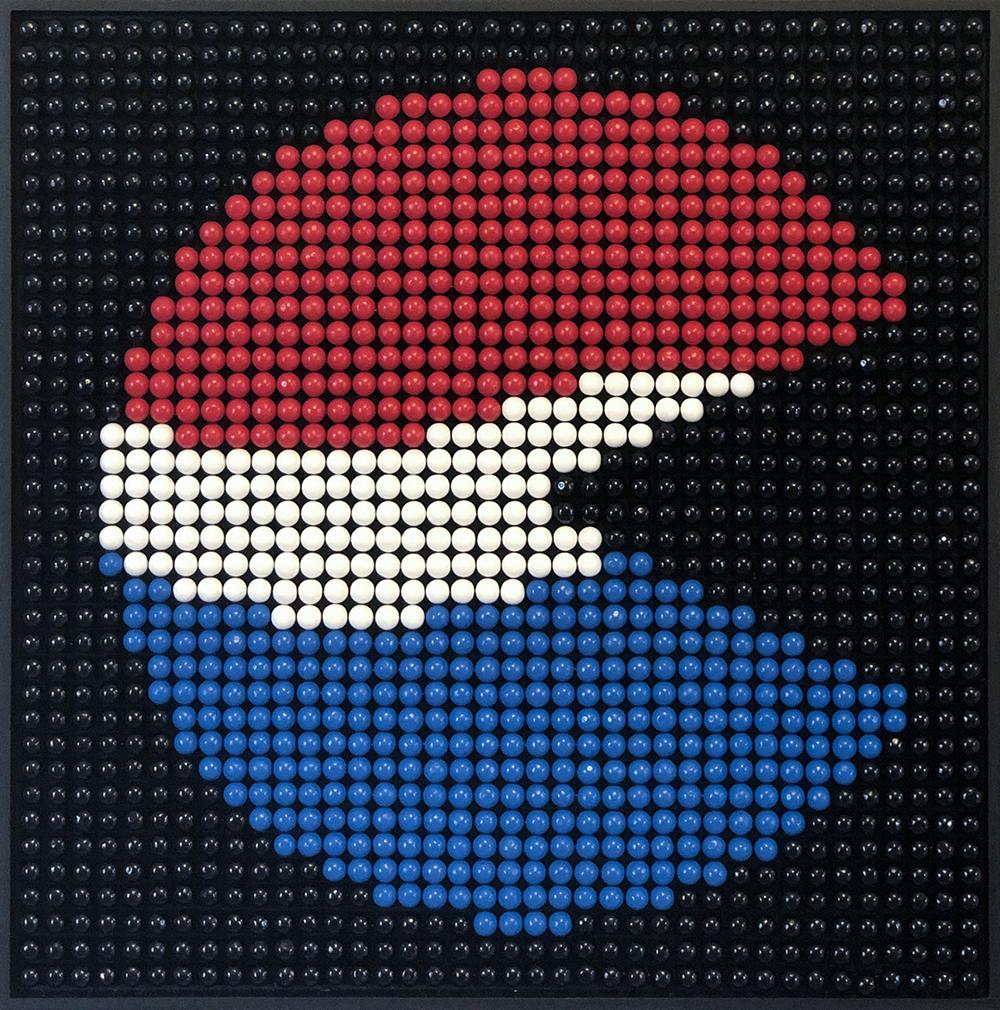 Bubble Gums Cola Pacman