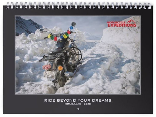 2021 CALENDAR - photography by Viv Canini - PRE-ORDER NOW!