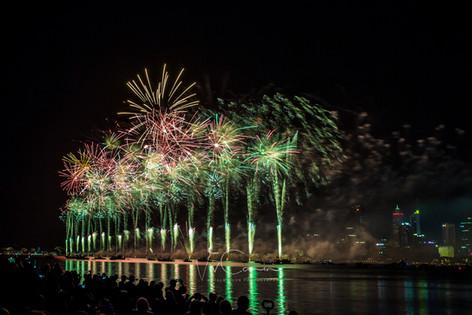 2020 - Australia Day Fireworks