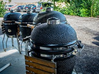 Heerlijk barbecuen!