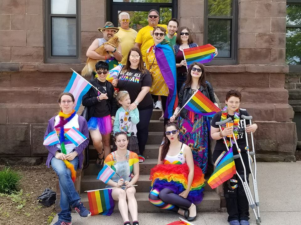 Moncton Amherst Pride