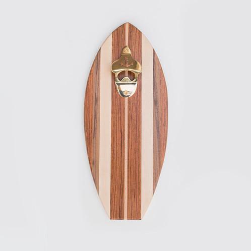 surfboard bottle opener custom cutting boards. Black Bedroom Furniture Sets. Home Design Ideas