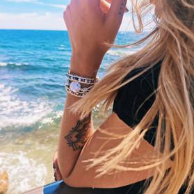 Du soleil, la mer et des bijoux LILOA ! ☀