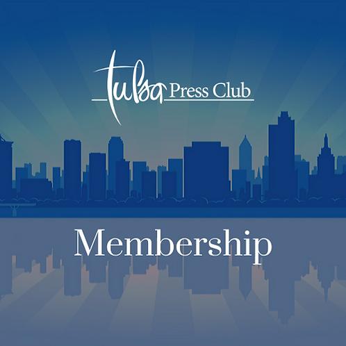 Tulsa Press Club New Membership