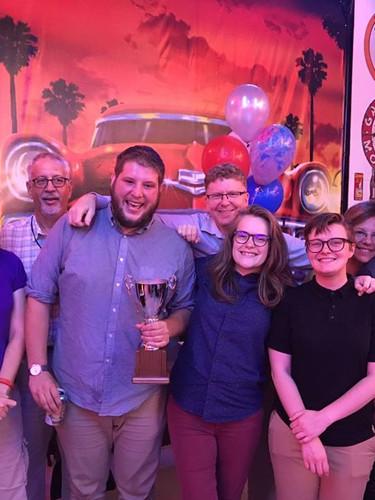 PressYourLuck winning team 2017