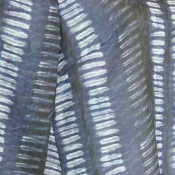 IDYL_6569_169.00 COTTON-RAMIE HILO PRINT TOP BLUE WAVES