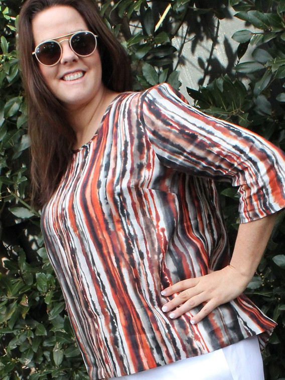 IMG_1817 Red Blk W Top and W Pants.jpg