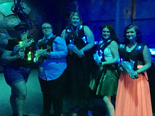 Laser Tag is the Anti-Prom