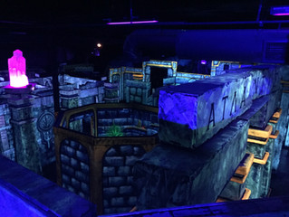 Finding Atlantis at Lost Worlds