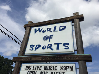 World of Sports Was a World of Fun!
