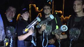 Tri-Tag Tournament: Laser Quest Potomac Mills