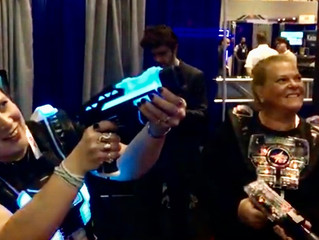 An Interview with Maree Harris of Laserforce