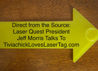 Direct from the Source: Laser Quest President, Jeff Morris