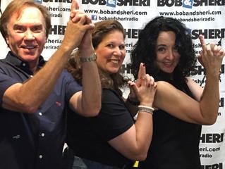 Talking Tag with Bob and Sheri