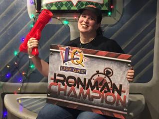 Double Ironman Champion