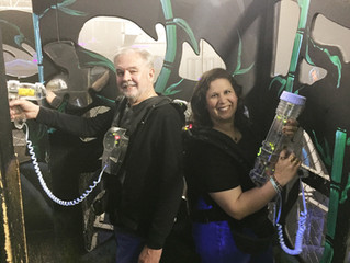 Reflections on an Amazing Year of Laser Tag