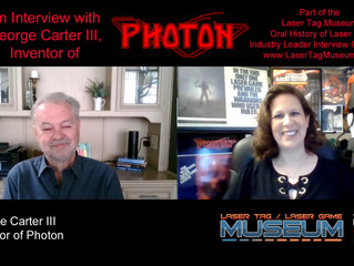 An Industry Leader Interview with George Carter III, the Inventor of Photon