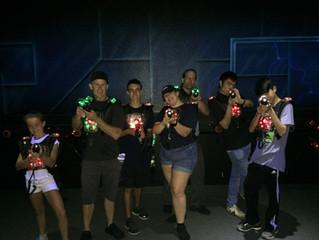 Members Night at Invasion Laser Tag