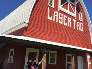 Laser Tag at the Laser Barn