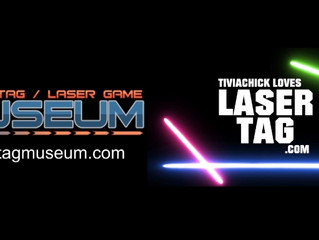 Launching the Oral History of Laser Tag Video Series