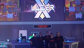 Indiana: Warming Up at Lazer X