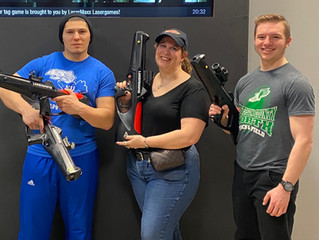 Laser Trooper Valentine's Day Massacre Tournament
